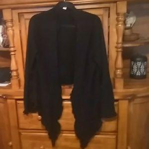 Cashmere black sweater
